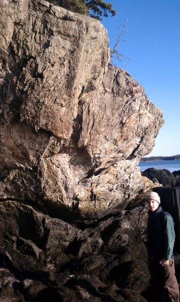 Rock Climbing Photo: Another view