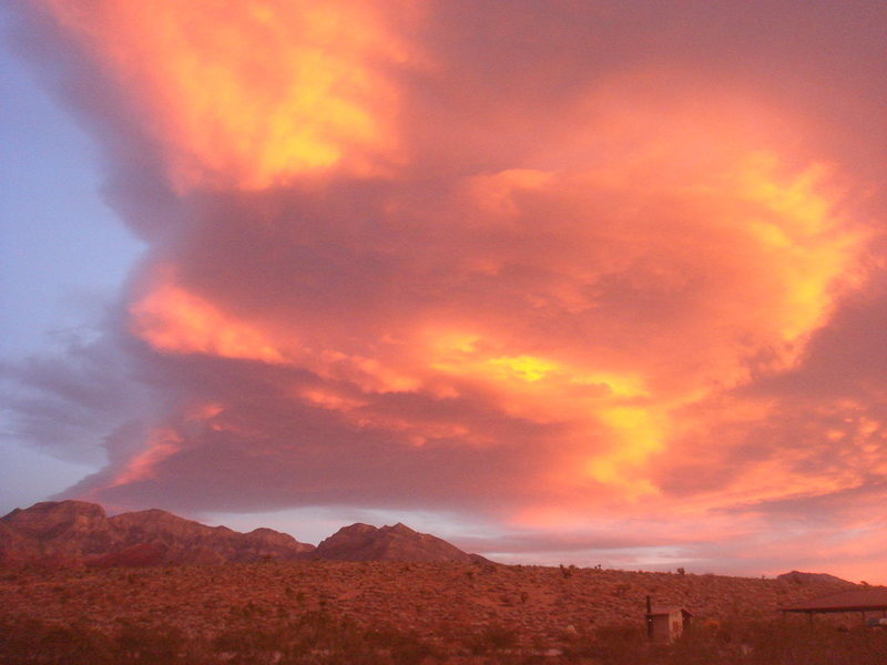 Sunrise, Red Rock, NV