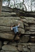 Rock Climbing Photo: mmhm