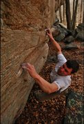 Rock Climbing Photo: BABA