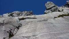 Rock Climbing Photo: P1 of Goosebumps