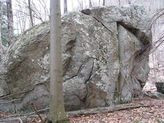 Rock Climbing Photo: The Armadillo - south face 2