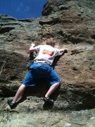 Rock Climbing Photo: j