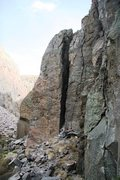 Rock Climbing Photo: The Gorgeous Towers