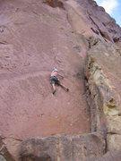 "Rock Climbing Photo: Matt Johnson on ""Ride the Lightning"" at ..."