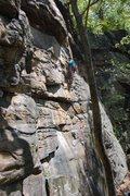 Rock Climbing Photo: Taken by PMin, April 2010