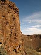 Rock Climbing Photo: Chapstick