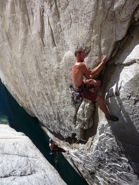 Rock Climbing Photo: Atlantis
