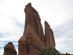 Rock Climbing Photo: View of the Organ