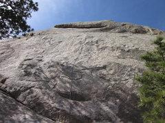 Rock Climbing Photo: Ankles Away