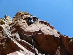 Rock Climbing Photo: Another shot of the start.