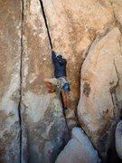 Rock Climbing Photo: A tad short, but a fun route!