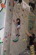 Rock Climbing Photo: Sarah Fox