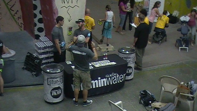 Vitamin Water Booth, 2011 T&D