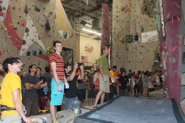 Rock Climbing Photo: Highball Area, 2011 T&D