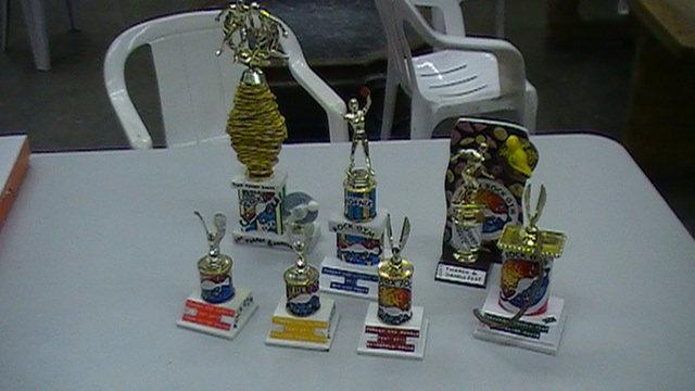 Side Event Trophies, 2011 T&D