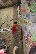 Rock Climbing Photo: Triangle Wall, 2011 T&D