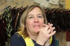 Rock Climbing Photo: Michelle Aubert, 2011 T&D