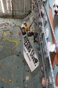 Rock Climbing Photo: Robert on Banner Duty, 2011 T&D