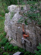 Rock Climbing Photo:  Unknown Right.