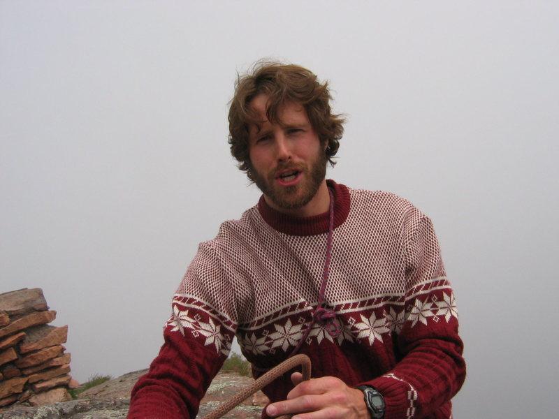 Dean Einerson<br> Photo by: Matt Johnson