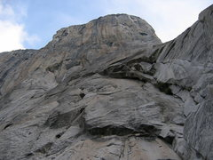 """Triple Direct"" on El Cap."