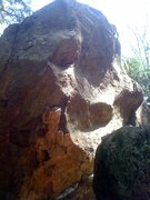 Rock Climbing Photo: Vintage V4