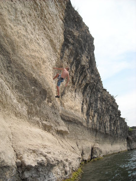 Midway through Jug Crack!