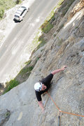 "Rock Climbing Photo: Michael McKay on ""The Good, the Bad & the Ugl..."