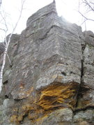 Rock Climbing Photo: Another arete.