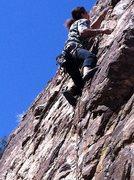 super fun climb