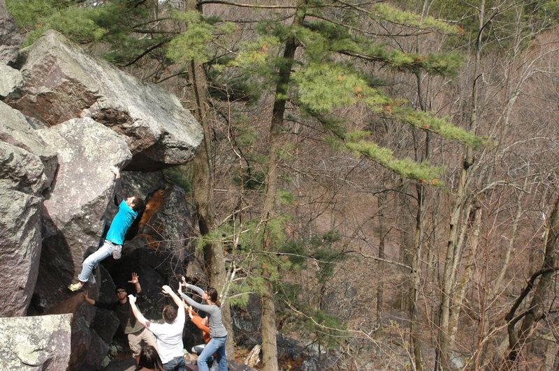 Rock Climbing Photo: Smooth Operator