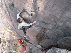 Rock Climbing Photo: Dmitriy