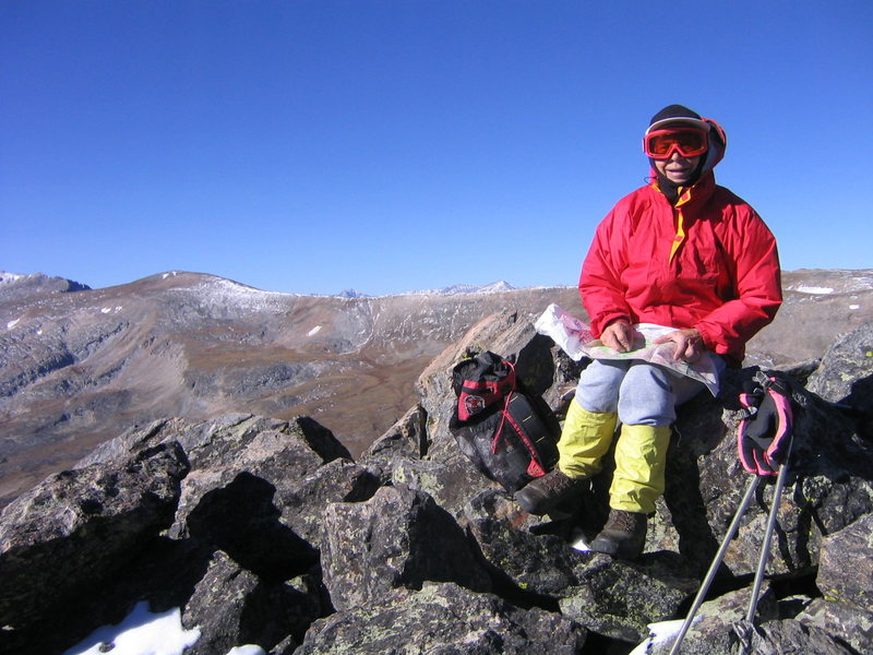 Rock Climbing Photo: Jack Eggleston on London Mountain.