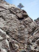 Rock Climbing Photo: B. C.