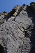 Rock Climbing Photo: The Arete-Acal