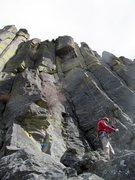 Rock Climbing Photo: Humble Pie