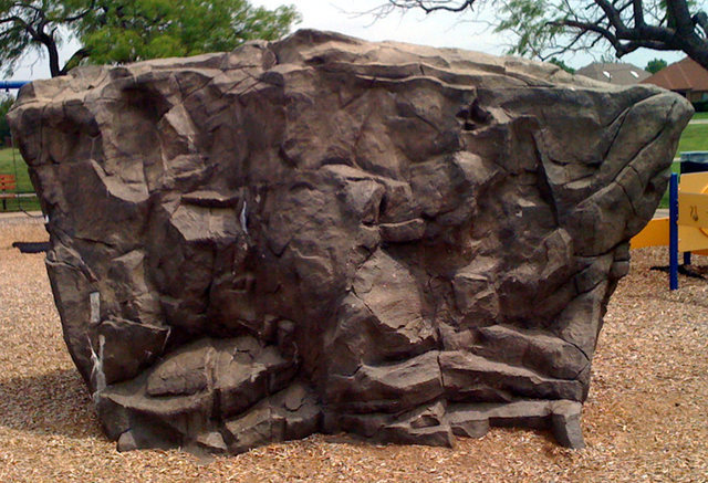 Rock Climbing Photo: Rosemeade Boulder Pic 1