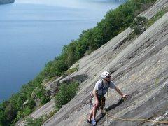 Rock Climbing Photo: Little Finger