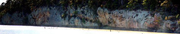 Rock Climbing Photo: Lake Atoka Pic 1