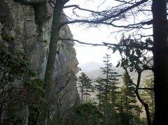 Rock Climbing Photo: Boardwalk