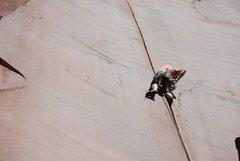 Rock Climbing Photo: Luxury Liner, Indian Creek