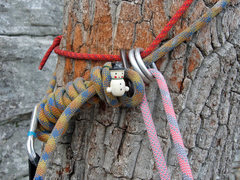 Rock Climbing Photo: Karmic RELEF: Nearsnowman