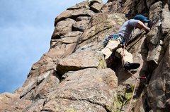 Rock Climbing Photo: one piece set
