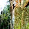 Such a rad climb