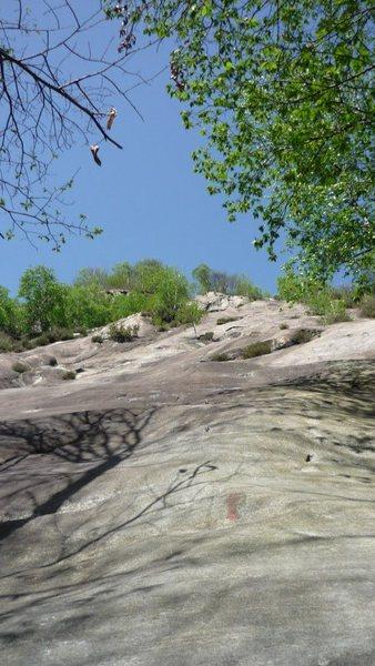 Rock Climbing Photo: ponte brolla, 100m 5p