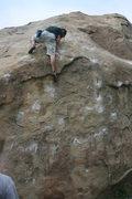 Rock Climbing Photo: 4-21-11
