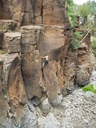 Rock Climbing Photo: Paradise Forks - One of the Yogi's