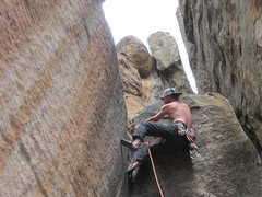 Rock Climbing Photo: Tanks for the Huecos