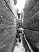 Rock Climbing Photo: Nuttin' but endless fun to be had in the Maze Dist...
